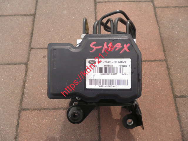 MONDEO S-MAX GALAXY -насос ABS CG91-2C405-CC IVD-S