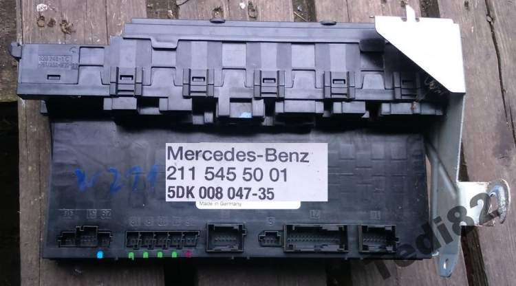 MERCEDES W211 SAM 2115455001 MODU?  ЭБУ  GLIWI